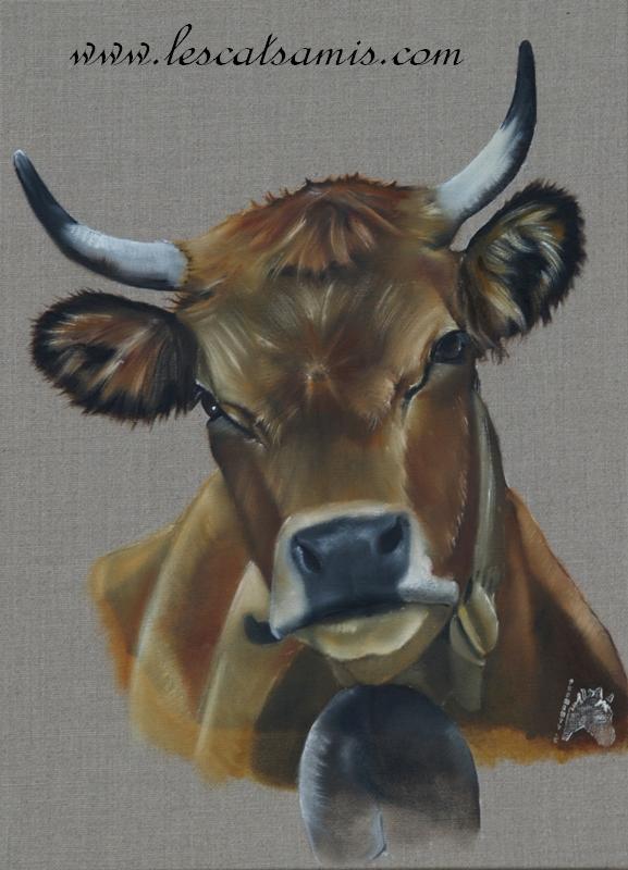 Cathy peintre animalier - Page 6 Tarine10