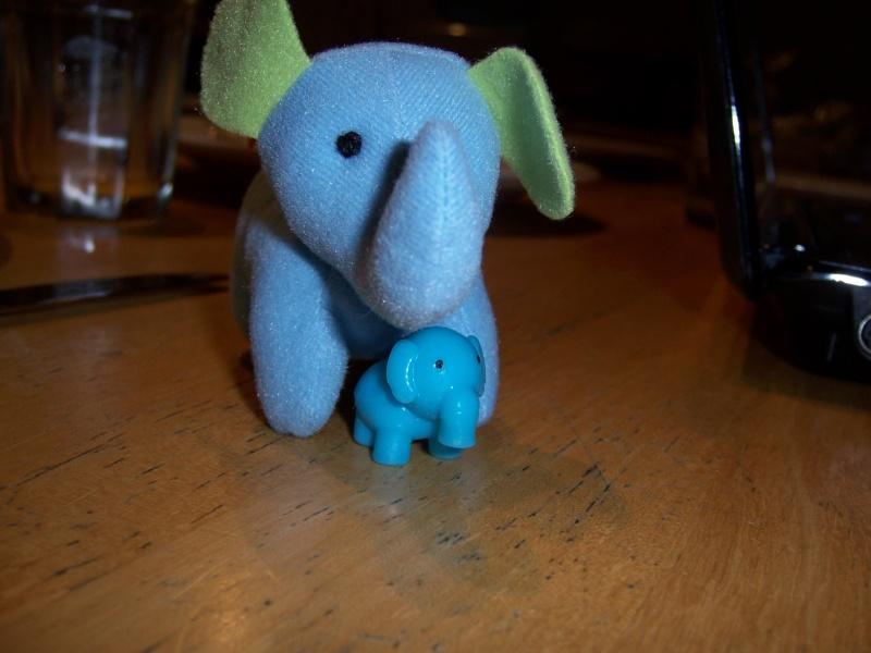 Blue Elephant Bluela10