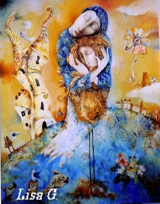Lisa G - Peintures Oiseau10