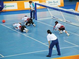 Goalball .Deportes Poco Conocidos. 2110
