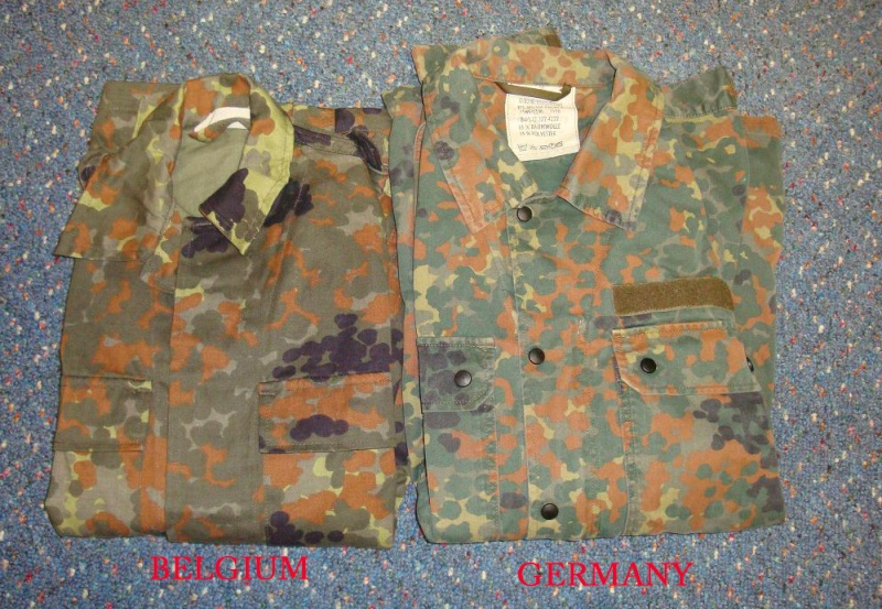 BELGIUM FLECKTARN vs. GERMANY FLECKTARN Belgiu10