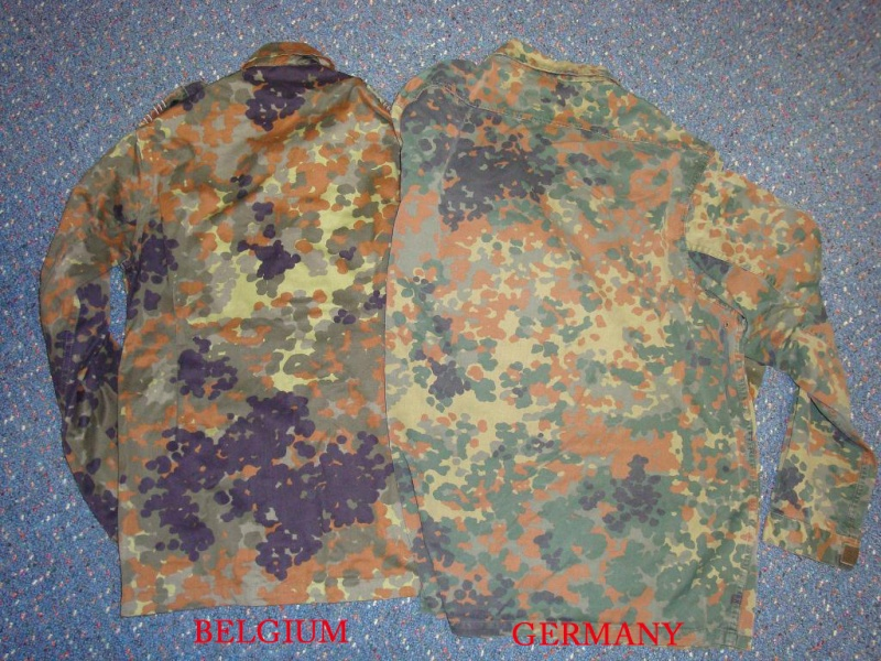 BELGIUM FLECKTARN vs. GERMANY FLECKTARN Belgiu11