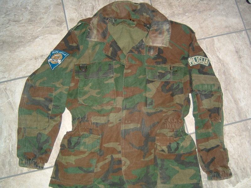 Croatian field jacket Croati10