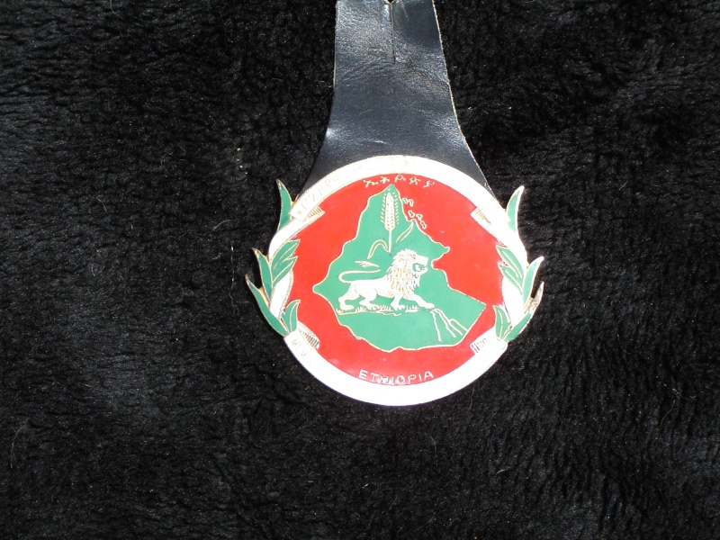 Ethiopian Derg patches and badges Ethopi11