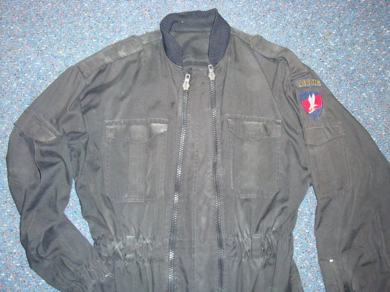 GROM coveralls Grom_111