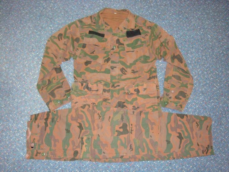 JORDAN SPECIAL FORCES amoeba DESERT camouflage uniform Jordan10