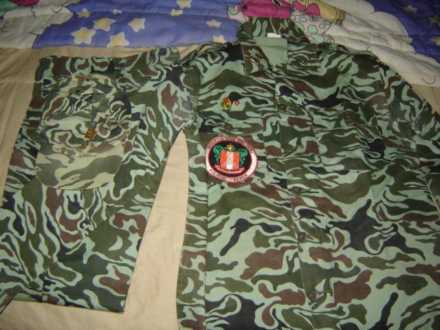 Peruvian Guardia Civil Policia Aerea Uniform (originally posted by nkomo) Peru_010