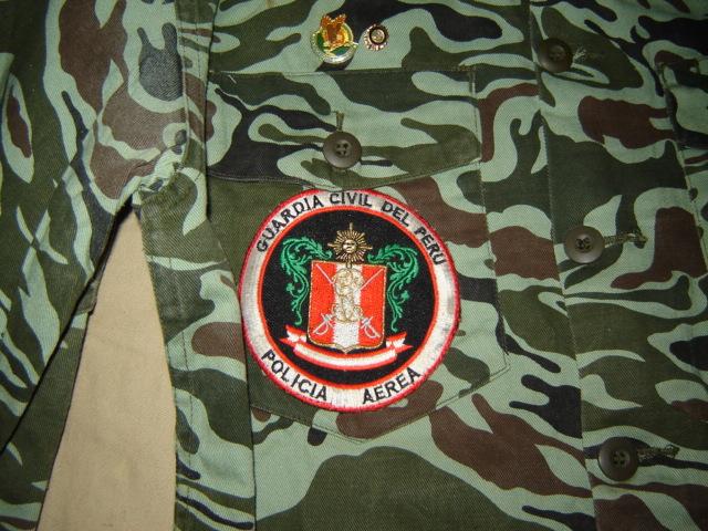 Peruvian Guardia Civil Policia Aerea Uniform (originally posted by nkomo) Peru_011