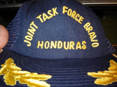 Joint Task Force Bravo Honduras Cap (originally posted by nkomo) Safar_11