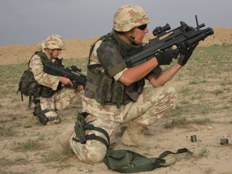 SLOVENIAN FORCES in AFGHANISTAN photos Sloven10