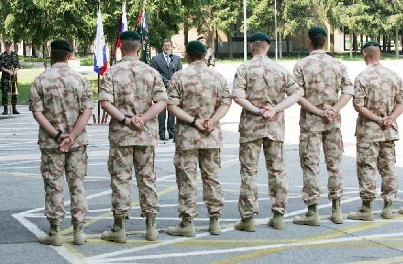 SLOVENIAN FORCES in AFGHANISTAN photos Sloven15