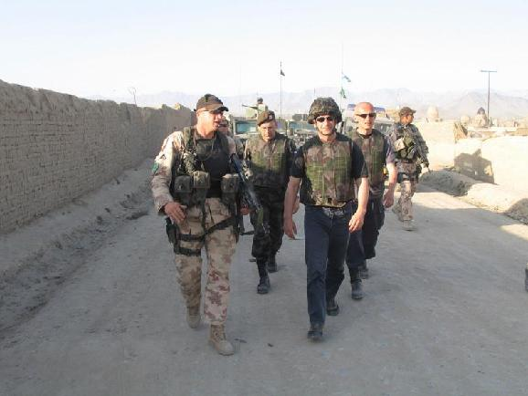 SLOVENIAN FORCES in AFGHANISTAN photos Sloven17