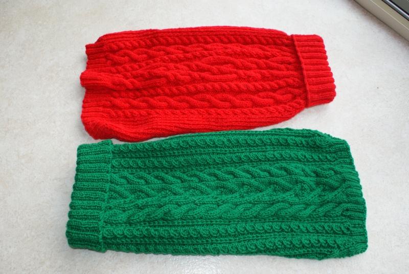 Manteaux laine à côtes (tricoté main) Mantea18