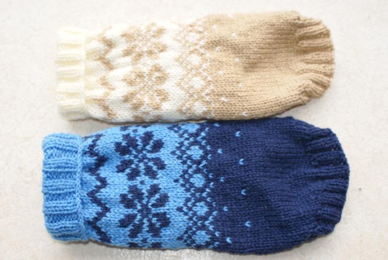 Manteaux en laine (tricoté main) Mantea19