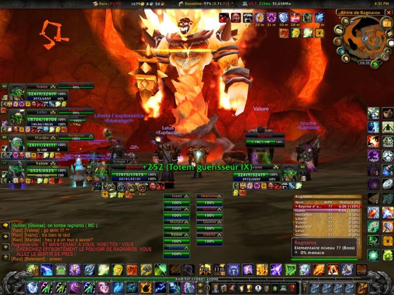 Ragnaros: Down Wowscr12