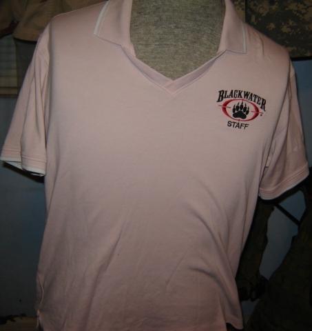 Blackwater Shirts for Female Employee 00217