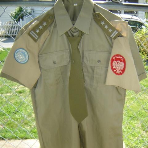 Polish Colonel's Uniform for UN 01322
