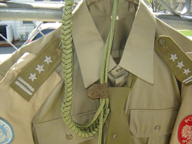 Polish Colonel's Uniform for UN 01617