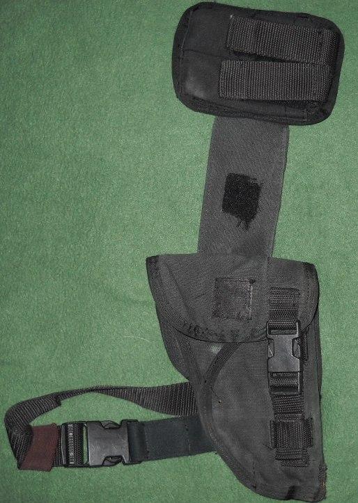 Early Drop Leg holster - USSF used Dscn2214