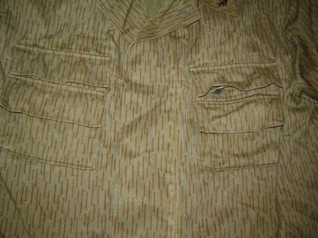 Uzbekistani East German Rain Pattern Camo Uniform Pictur18
