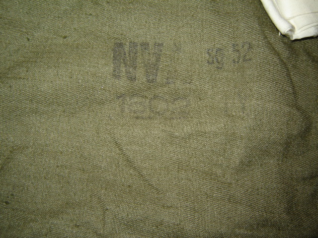Uzbekistani East German Rain Pattern Camo Uniform Pictur24