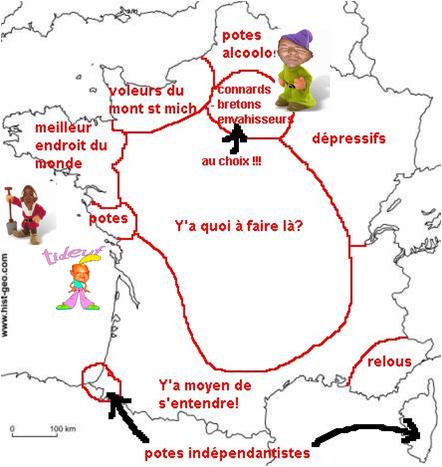 Hourrah et Deuf au TIVP France10