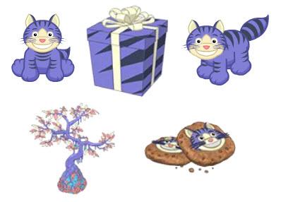 New Webkinz- Cheshire Cat ? Alice and Wonderland? Cheshi10