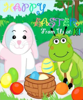 KI's Easter Puzzle Contest Winners Easter10