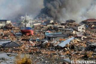 El devastador terremoto que asoló el viernes el noreste de Japón 98209110