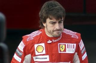 De la mano de Alonso, Ferrari se arropa como gran favorito Ferrar10