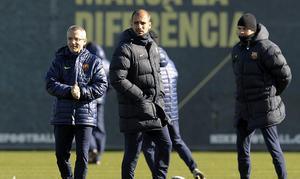 Guardiola: «Ante nosotros, el Atlético siempre ofrece su mejor versión» Pep-3010