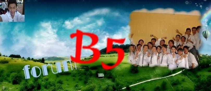Diễn đàn thành viên lớp B5 - Đào Duy Từ