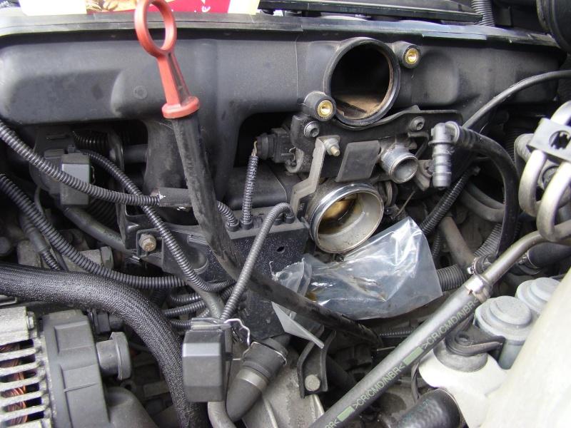Bmw E39 523ia M52 An 1999 Voyant Eml Allumé Trace Eau Bouchon