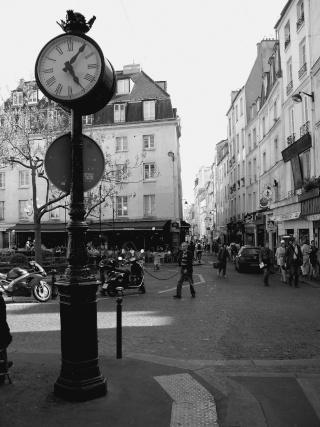 Paris en couleurs , Paris en noir et blanc ! - Page 2 Sdc10911