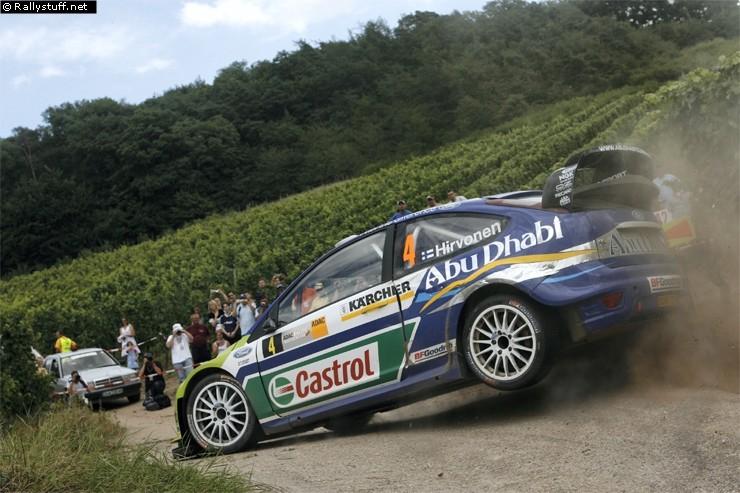Championnat du monde des rallyes 116410
