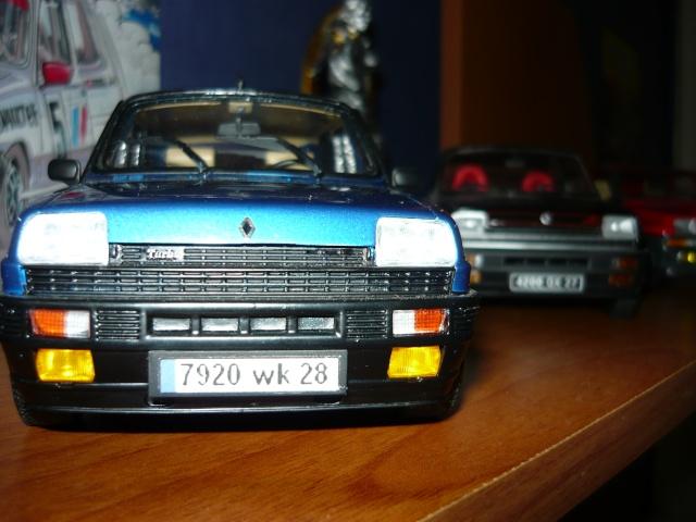 Miniature 1/18 OTTO P1000810