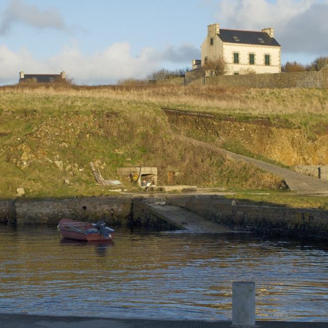 Ile de Ouessant , Bretagne P2282913