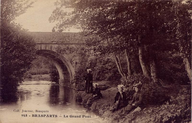 Brasparts en 1901: Bourg,.., Ty Sant Mikêl - Page 3 025_po10