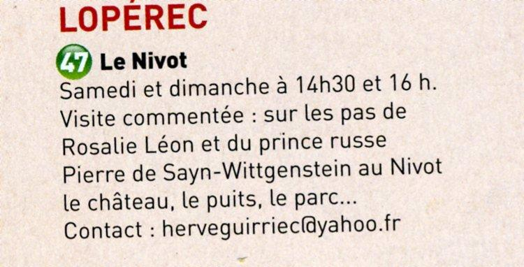 Les secrets du Parc (message de Hervé Guirriec) Au_niv10