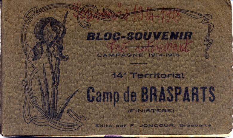 Un Régiment à Brasparts en 1914-1915: le 14ème Territorial File0205