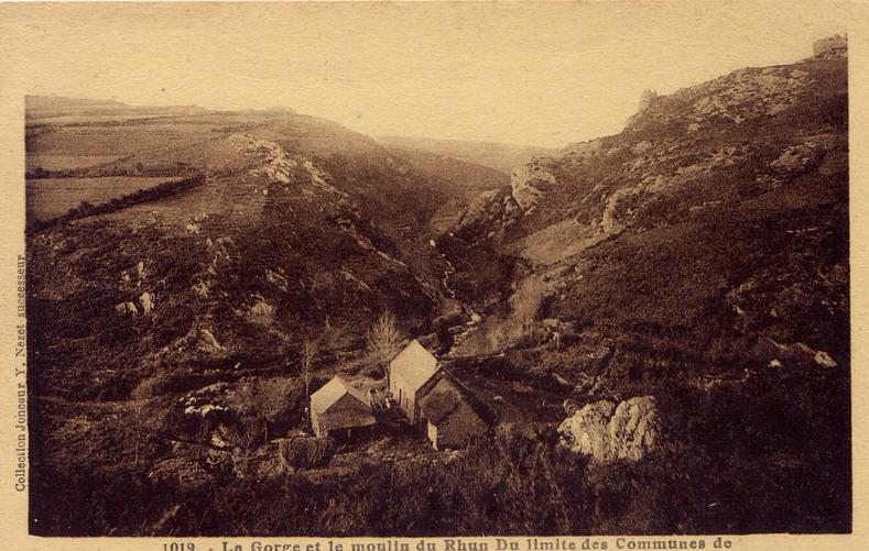 Toponymie des Monts d'Arrée et Escalier d'Artus File0235