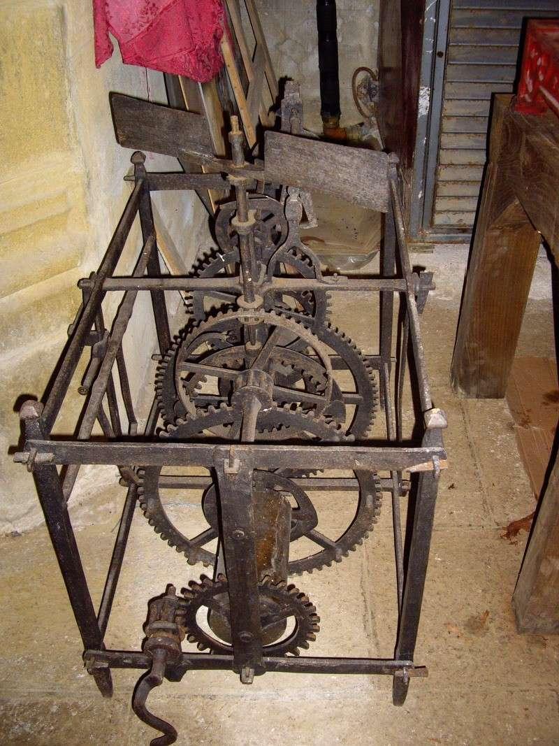 Les horloges de l'église de Brasparts Imgp1712
