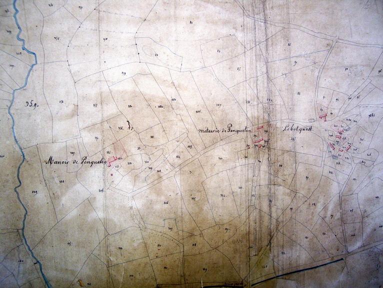 Les noms de lieux de la commune de Brasparts (avec plan joint) (1ère partie) Imgp7811