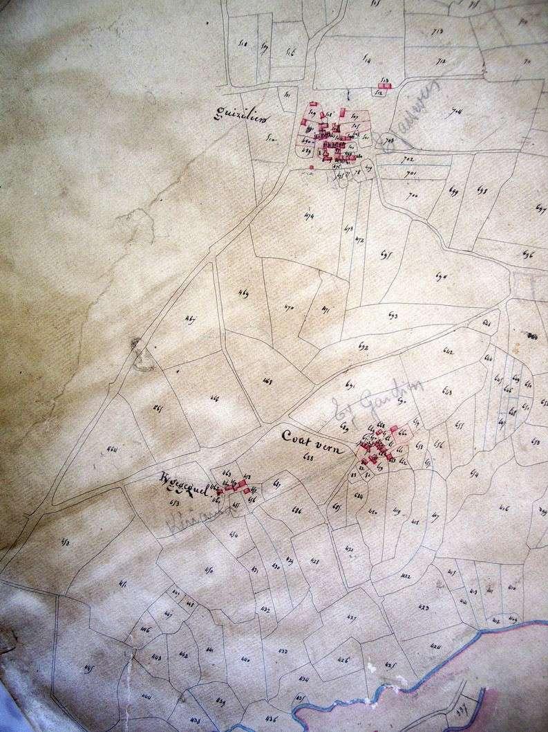 Les noms de lieux de la commune de Brasparts (avec plan joint) (1ère partie) Imgp7812
