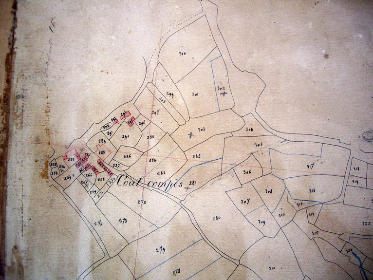 Les noms de lieux de la commune de Brasparts (avec plan joint) (1ère partie) Imgp7813