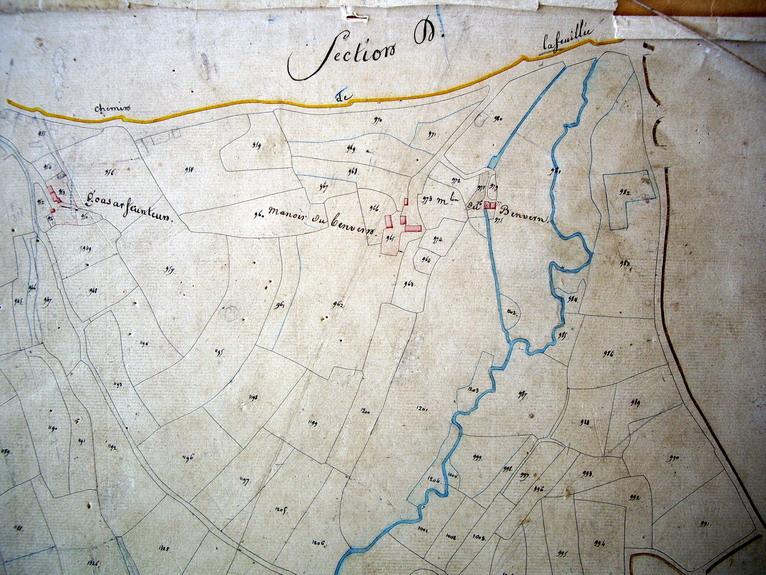 Les noms de lieux de la commune de Brasparts (avec plan joint) (1ère partie) Imgp7815