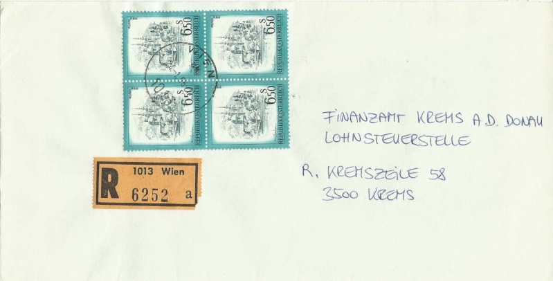 Viererblocks 0650vi10