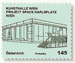 Dauermarkenserie Kunsthäuser ab Mai 2011 145kar10