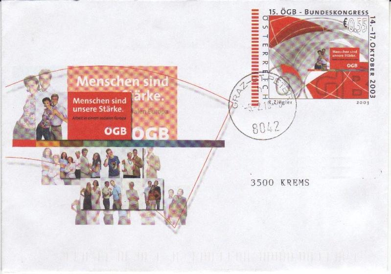 Amtliche Briefumschläge Republik Österreich, gelaufen 27_aus10