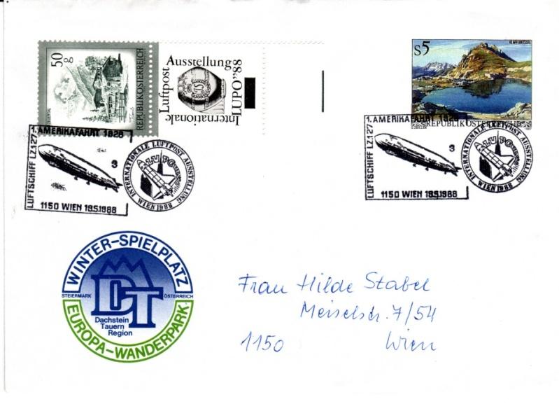Amtliche Briefumschläge Republik Österreich, gelaufen 7_aus_10